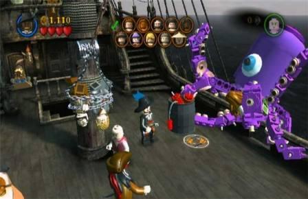 Игра Лего Пираты Карибского Моря Скачать Бесплатно На Компьютер - фото 7