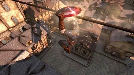 капитан америка скачать игру на компьютер через торрент - фото 11
