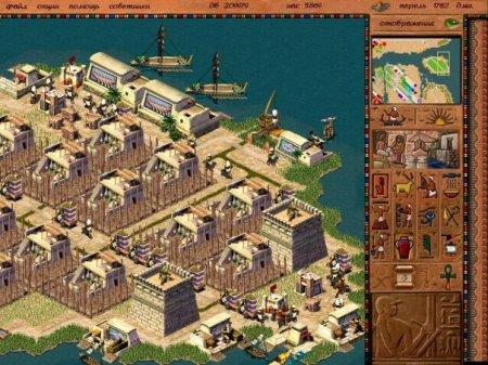 Фараон и клеопатра скачать через торрент игру на пк|pc.