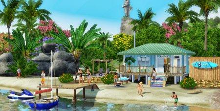 The sims 3 (симс 3) райские острова скачать бесплатно.