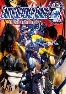 Earth Defense Force 4.1