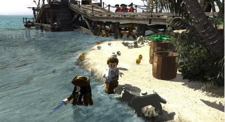 LEGO Пираты Карибского моря