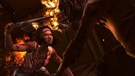 The Walking Dead: Michonne Episode 1