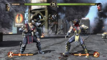 Mortal Kombat 2013