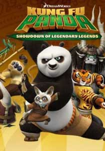 Kung Fu Panda Showdown of Legendary Legends
