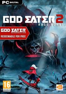 God Eater II: Rage Burst