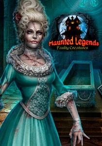 Haunted Legends 9: Faulty Creatures