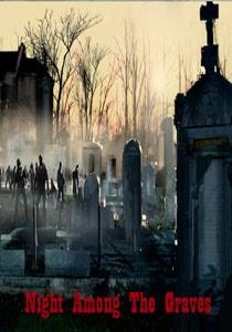 Ночью среди могил